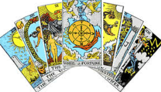 Psychic Tarot Card Readings
